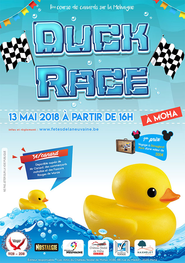 Flyer - Course aux cannards